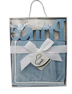 Born Loved Wall Art Throw Blanket Nursery Decor Baby Gift Se