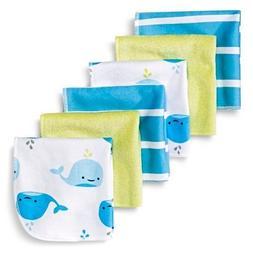 Newborn Boys' Washcloth - Multipack One Size Circo