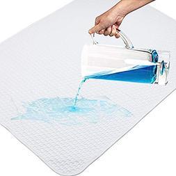 Premium Waterproof Mattress Protector 4 Layer Super Absorben