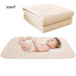 Baby Waterproof Pad Bed Mattress Protector Reusable Incontin