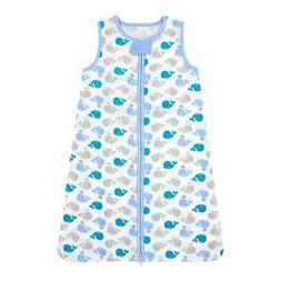Gerber Wear-A-Blanket, Medium, Baby Whales