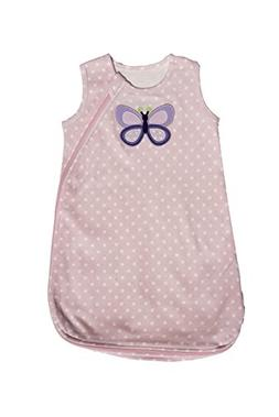Carter's Wearable Blanket, Pink Butterfly, Small