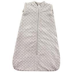 Hudson Baby Baby Wearable Safe Cozy Warm Sleeping Bag, Gray