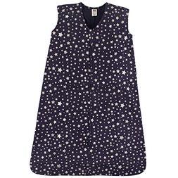 Hudson Baby Wearable Safe Soft Jersey Cotton Sleeping Bag, M