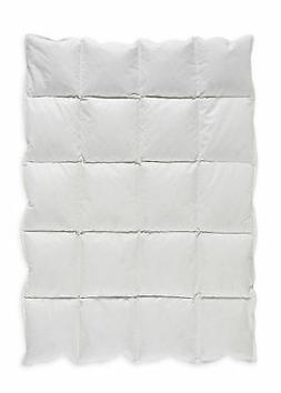 White Baby Down Alternative Comforter Blanket Duvet Insert f