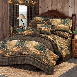 Whitetail Birch Comforter Set - Queen Size