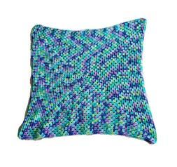 Wildflower Granny Square Crochet Baby Blanket
