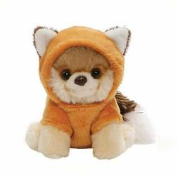"""GUND World's Cutest Dog Itty Bitty Boo #50 Fox Plush 5"""""""