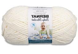 Yarn Baby Blanket Vanilla - Bernat Big Ball Yarn 300g 10.5 O
