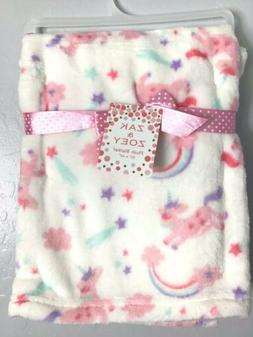 zak and zoey baby girls blanket infant